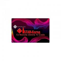 iStar Korea Zeed 4 ONLINE TV with 12 Months free