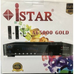 The Latest i STAR A8500 - PLUS CA USB RECEIVER FULL HD WITH 6 MONTHS ONLINE  TV